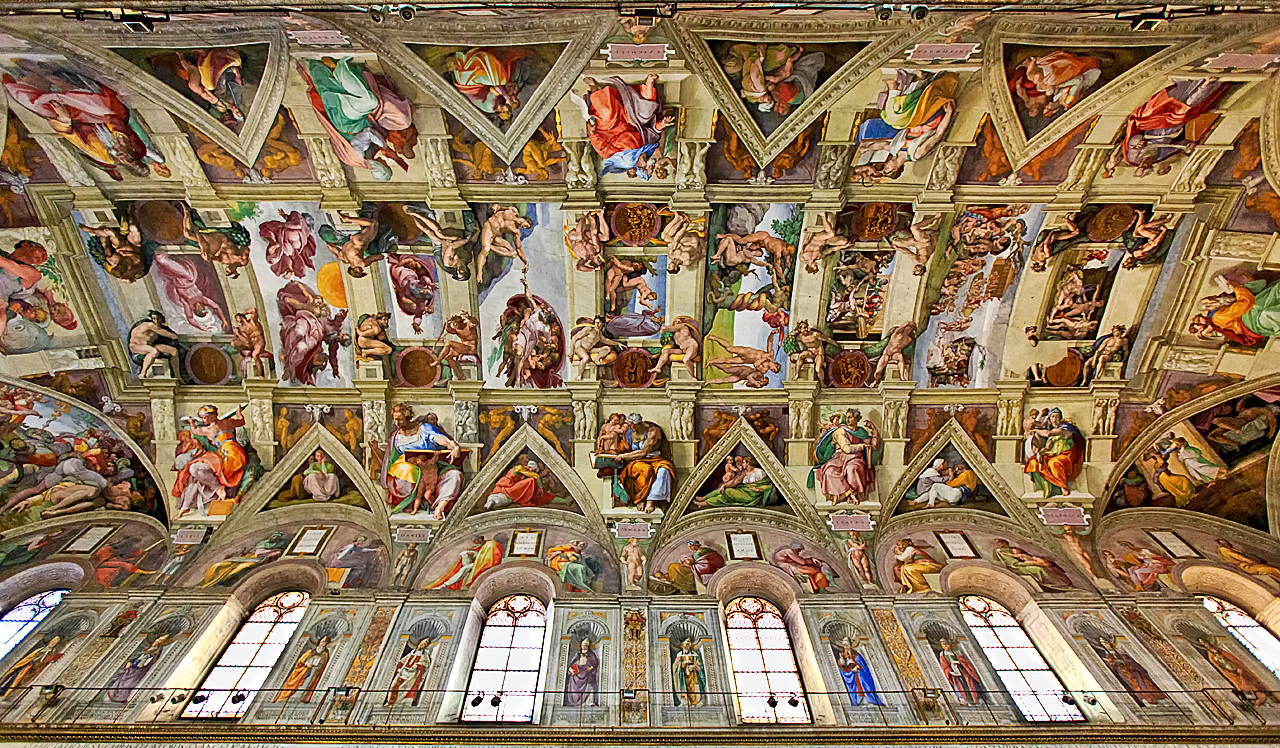michelangelo – renaissance art of italy