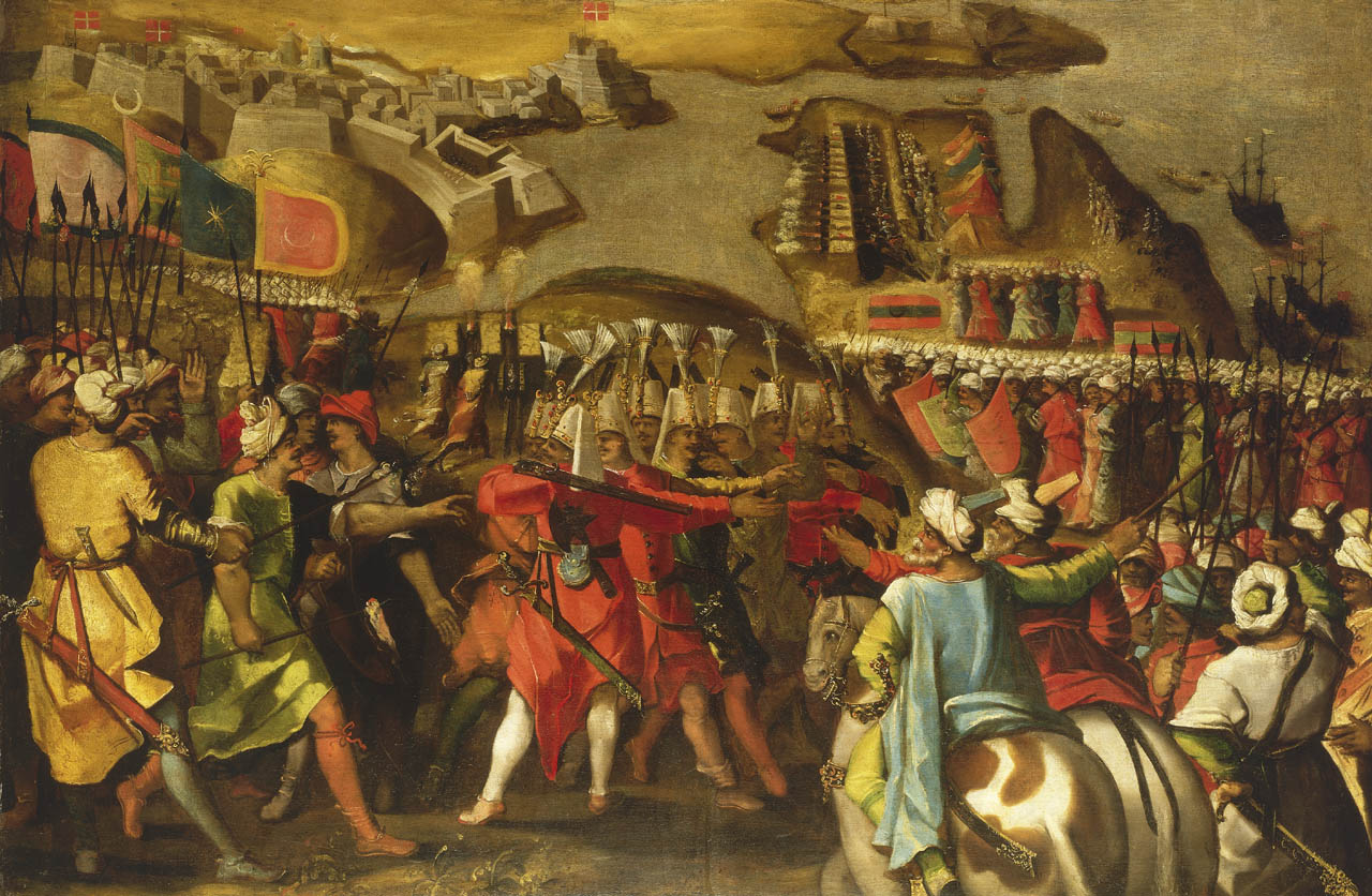 Travel To The Heart Of The Mediterraneanthe Great Siege Of Malta 1565