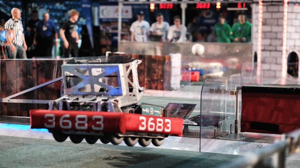FIRST Robotics Competition Team 3683 - Team Dave