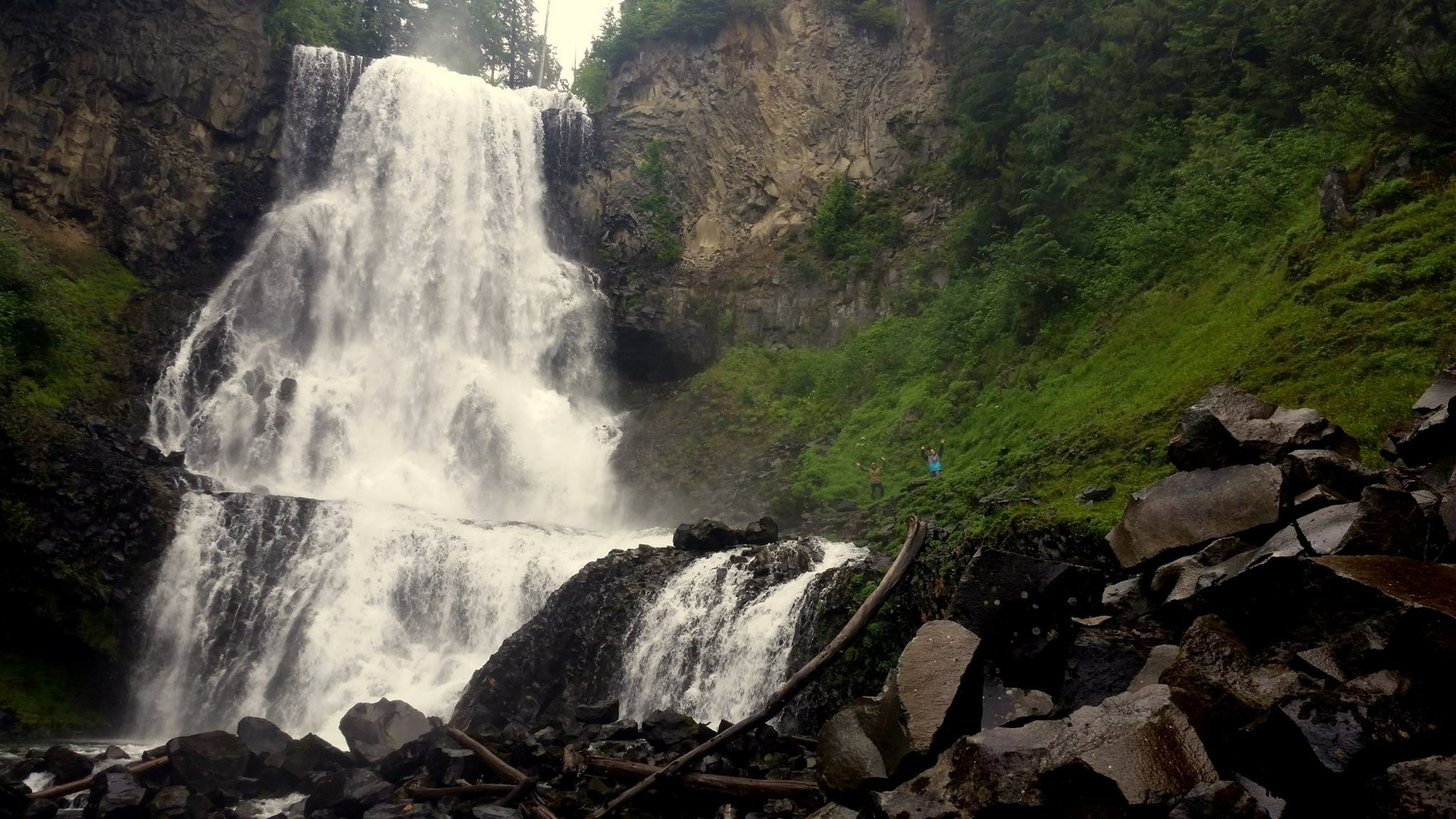 Alexander Falls, Whistler, BC