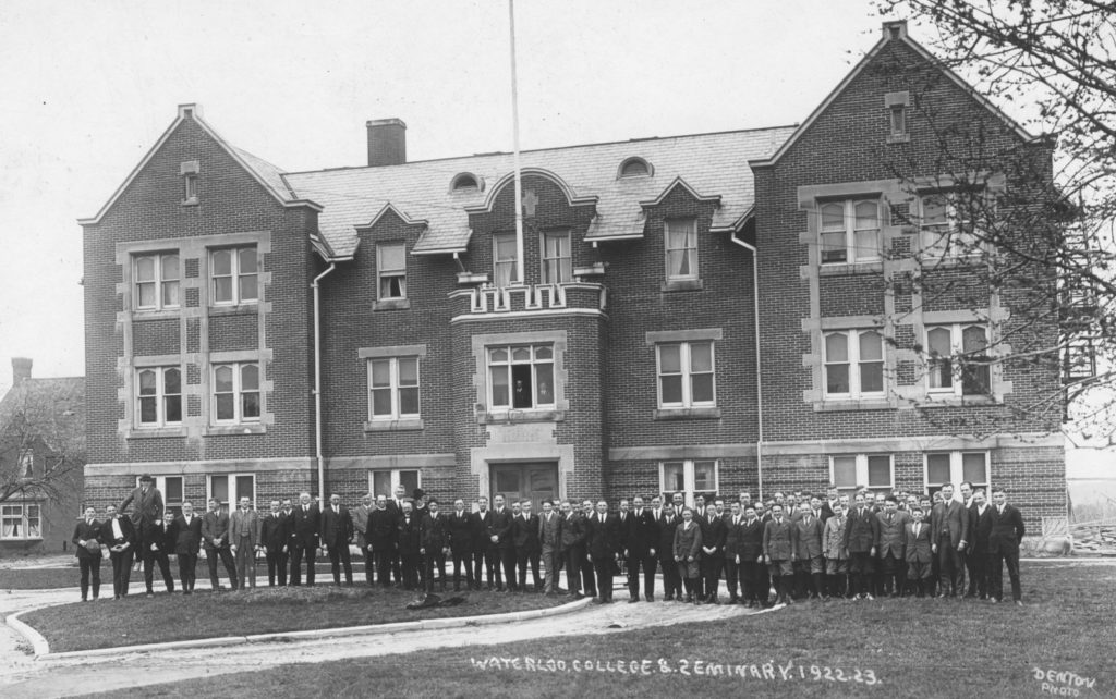 Faculty and Students of WLS, 1922-1923