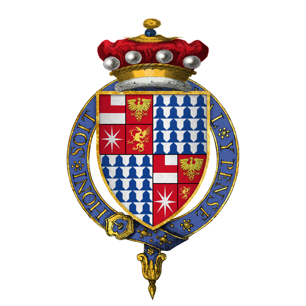 The Coat of Arms of Sir Anthony Woodville